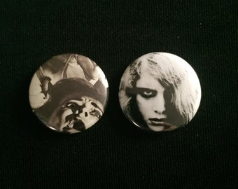 "Night of the living dead 1"" Button"