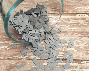 Baby Confetti, Grey Baby Shower Confetti, mom to be gift basket filler, Baby Shower Table decorations, Confetti popper, confetti sprinkle