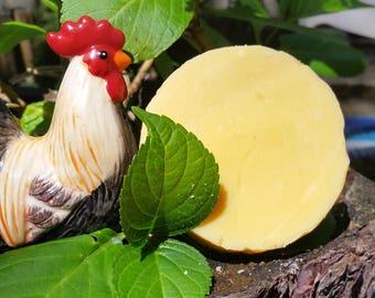 Solid Conditioner - Peach Mango Conditioner Bar - Solid Hair Conditioner, Solid Hair Conditioner Bar, Vegan Conditoner Bar, Hair Conditioner