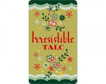 Irresistible Talc
