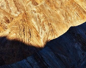 Giclée fine art print / / cinema of the mountains / / 70 x 50 cm