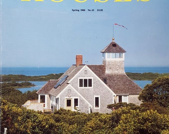 VINTAGE: FINE HOMEBUILDING Spring 1988 Special Issue on Houses No. 45