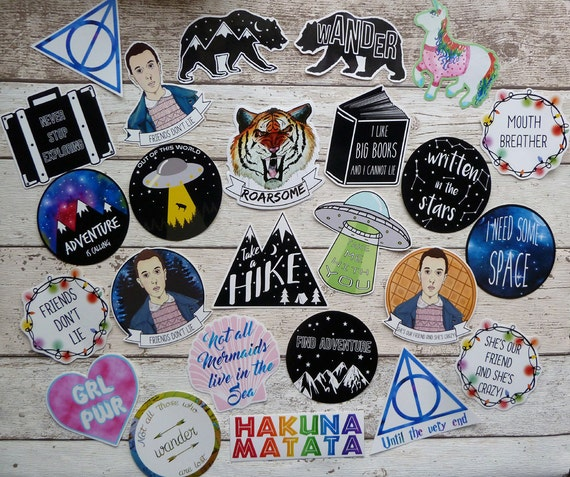 Any Vinyl Stickers Pick And Mix Mix And Match Laptop - Vinyl stickers for laptops