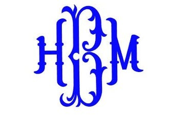 The Brenna Monogram