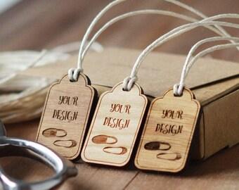 Swing tags, Custom hang tags, wooden swing tags, custom hang tags, logo tags, custom luggage tag, Custom hang tag for handmade