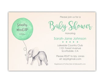Baby Shower Invitations With Envelopes. High Quality Deluxe Invitations For A Baby Shower And Other Occasions