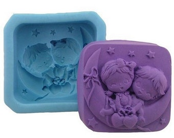 Sweet Love Silicone Mould