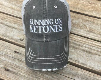 Running on Ketones Trucker Hat