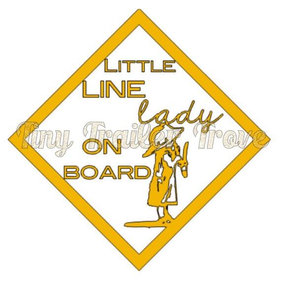 Lineman's Baby  On Board