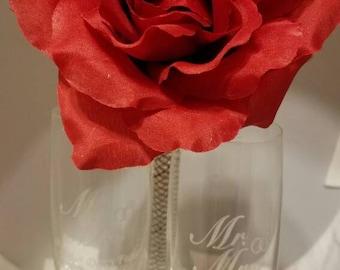 Flower girl  / bridesmaid wand