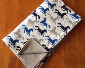 Girl Horse Blanket Etsy