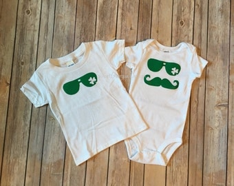 St. Patrick's Day Shirts for all sizes!- bodysuit, St. Patrick's Day/Kids/Youth