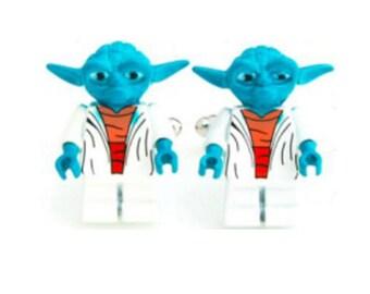 Lego Cufflinks -k121 Free Gift Box**