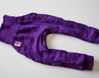 Wool longies! 100% merino! Super soft! NB/S