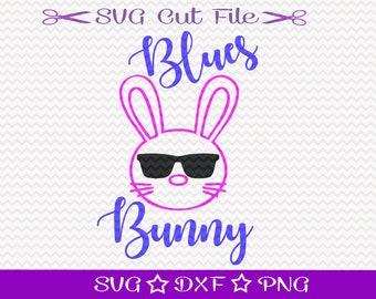 Happy Easter SVG File / Easter Bunny SVG / Easter SVG Cutting File