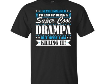 Drampa, Drampa Gifts, Drampa Shirt, Super Cool Drampa, Gifts For Drampa, Drampa Tshirt