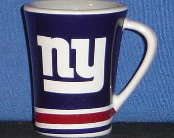 NFL Giants Ceramic Mini-mug Shotglass - NEW
