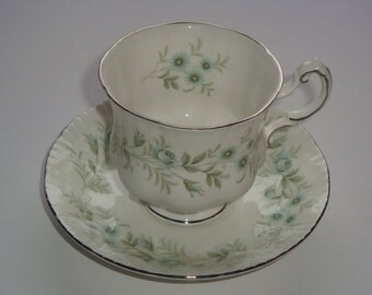 Paragon DEBUTANTE Tea Cup and Saucer