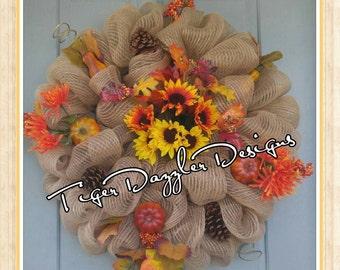 Autumn/Fall Wreath