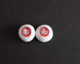 Bjd Ball Joint Doll Resin Eyes 14mm