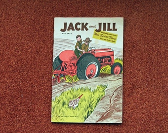 JACK and JILL - May 1953