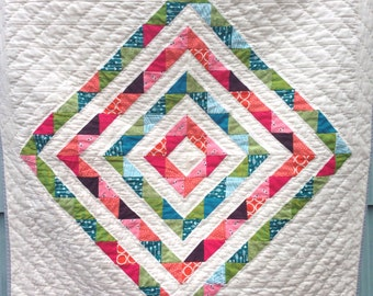 So sweet baby quilt
