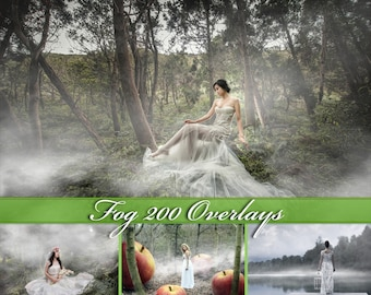 200 Fog Overlays Fog Photoshop Overlays Fog Clip Art Fog Overlay Fog Clipart Fog Photo Overlays Mist Photo Overlays Mist Overlays