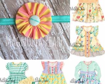 M2M Matilda Jane Clothing, The Adventure Begins, hair pretty, hair bow, hair accessory, headband, hair clip
