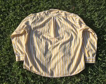 Vintage Tommy Hilfiger 90's Striped Buttondown
