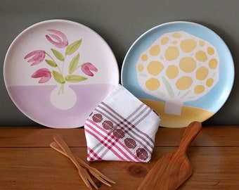 Unique Decorative Pie Plate Related Items Etsy