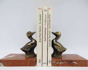 Pair of french Art Déco bookends 1930