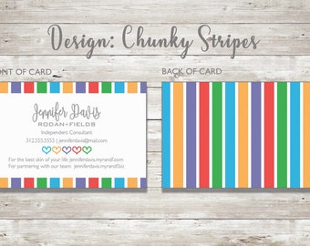 Rodan and Fields Business Cards Design - Digital or Print Option