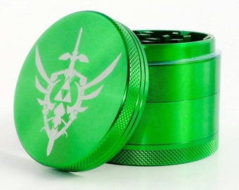 "2.2"" force herb grinder- 4 part"