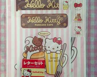 Sanrio Hello Kitty Sweets Letter Set