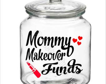 Mommy decals -mommy makeover funds