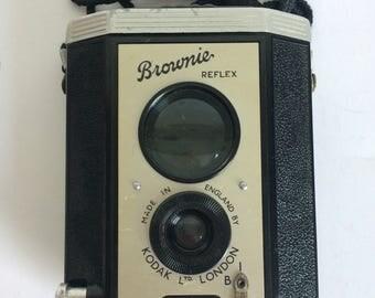 Kodak camera/Brownie Reflex