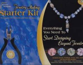Darice Jewelry Making Starter Kit-Jewelry- Starter Kit