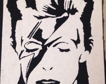 PATCH Ziggy silkscreen