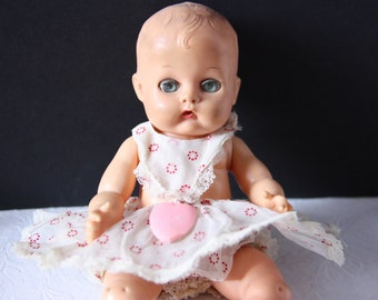 Vintage Vogue doll, Ginnette doll, Antique doll, Vogue Dolls Inc, vintage Ginnette, Ginnette, Collectible baby doll, vintage baby doll
