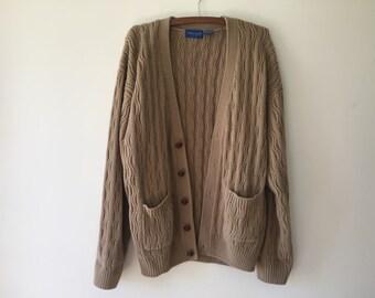 Vintage 70's cardigan