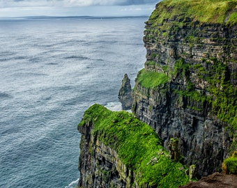 Cliffs of Moher, Ireland Photography Ocean, Landscape Photos, Nature Photography,