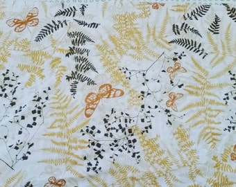 Vintage pillowcase remnant material