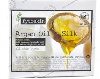 Argan Oil Soap,Silk,Turmeric Olive Oil Soap/Moisturizing Soap/Miss Coco Channel 5 scented soap/Beauty gift for women/Anti Aging soap/Facial