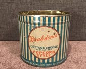 Vintage Tin Can