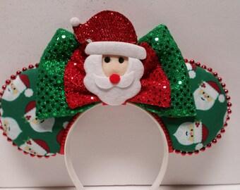 Santa Ears   MERRY CHRISTMAS!!!