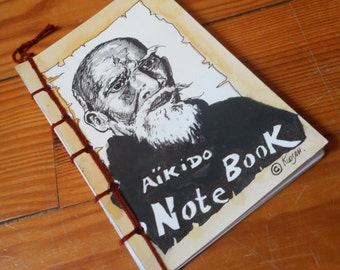 Aikido travel book