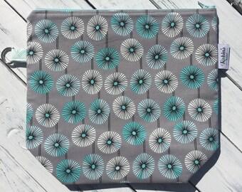 Make A Wish - Knitting Project Bag - Hand Made