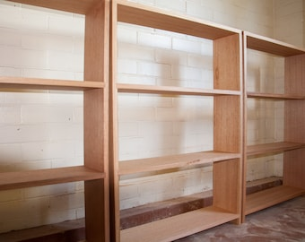 Tasmanian Oak Bookshelf