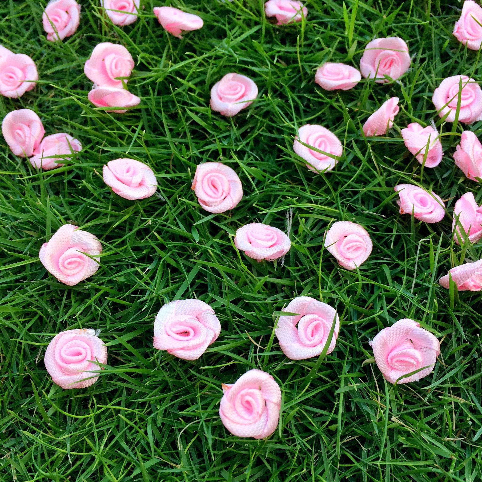 Craft flowers in bulk -  3 50