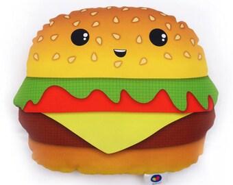 Burger pillow